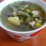 Zupa z fasolki...