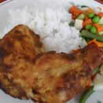 Kurczak pieczony w...