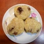 pomaranczowe muffinki z c...