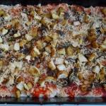 pizza z kurczakiem w...