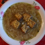 zupa cebulowa i...