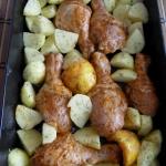 kurczak pieczony z...