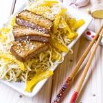 Makaron Chow-Mein z tofu...