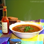 Gesta pikantna zupa grzyb...