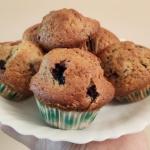 Muffinki z jagodami i...