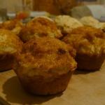 Muffinki z cynamonową...
