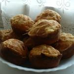 Muffinki z żółtym...