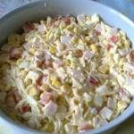Salatka z selerem i papry...