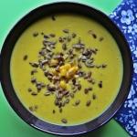 Kremowa zupa z cukinii i...