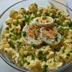 Wielkanocna salatka z jaj...