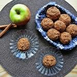 Gryczane muffiny z jablka...