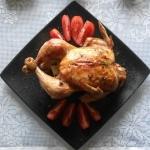 Pieczony kurczak z...