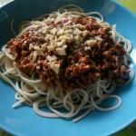 Szybkie spaghetti...