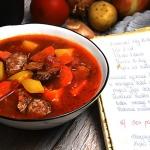 Morawska zupa...