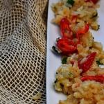 Smażony ryż na ostro