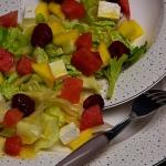 Salatka owocowa z serem f...
