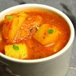 Zupa krem z leczo