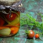Pomidorki w slodkiej zale...