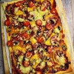 Pizza na cieście...