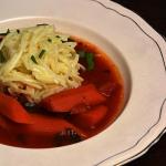 Zupa pomidorowa na skrzyd...