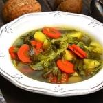 Zupa warzywna (wiosenna)