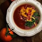 Zupa z pomidorów i...