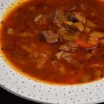 Zupa pomidorowo porowa z...