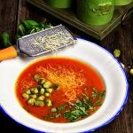 Zupa krem z pomidorków...