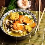 Zupa curry z kalafiorem...