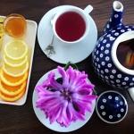 Aromatyczna herbata na...