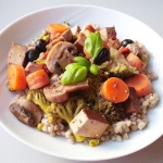 Tofu stir-fry, Zielona...