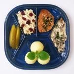 Sycący obiad zimowy IV,...