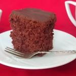 Łatwe czekoladowe ciasto...