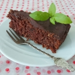 Czekoladowe ciasto...