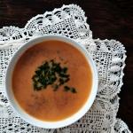 Zupa z czarnej fasoli i...