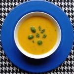 Zupa z żółtego...