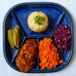 Zimowy obiad wegański...