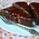 Cukiniowe brownie z...