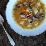Wegańska zupa...