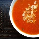 Kremowa zupa pomidorowa,...