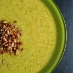 Kremowa zupa brokułowa,...