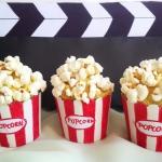 Popcornowe muffiny z...