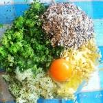 Brokułowo serowe totsy