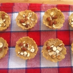 Muffiny kawowo orzechowe...