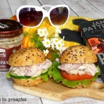 Drobiowe hamburgery na zi...