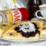 Kokosowo-bananowy omlet z...