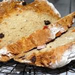 Chleb na sodzie z tropika...
