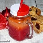 Domowy sok marchwiowy z b...