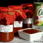 Pikantny ketchup z cukini...