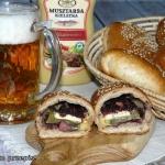 Mini-chlebki nadziane sal...